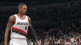 NBA LIVE 15 screen shot 2