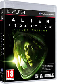 Alien: Isolation Ripley Edition - Only at GAME PlayStation-3