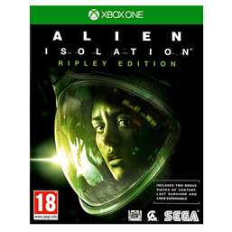 Alien: Isolation Ripley Edition - Only at GAME Xbox One Cover Art
