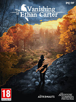 The Vanishing of Ethan Carter PC Games Cover Art