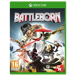 Battleborn Xbox One Cover Art