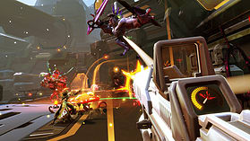 Battleborn screen shot 9