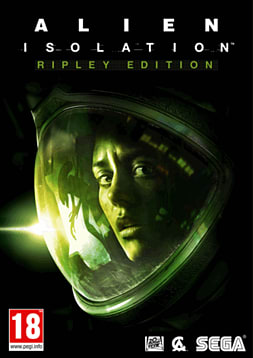Alien: Isolation PC Games Cover Art