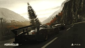 PlayStation 4 with DriveClub screen shot 6