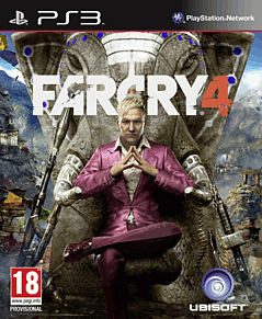 Far Cry 4: Limited Edition with Yak Farm Pack Mission - Only at GAME PlayStation 3
