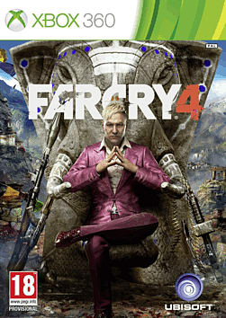Far Cry 4: Limited Edition with Yak Farm Pack Mission - Only at GAME Xbox 360
