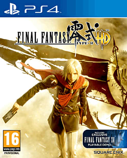 Final Fantasy Type 0 PlayStation 4