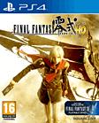 Final Fantasy Type 0 PlayStation 4