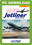 DC-8 Jetliner (For Flight Simulator X) PC-Games