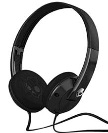 SkullCandy Uprock Over-Ear Headphones - Black Electronics