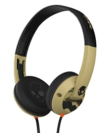 SkullCandy Uprock Over-Ear Headphones - Camo Electronics