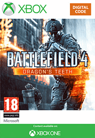 Battlefield 4 Dragon's Teeth DLC Xbox Live