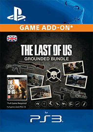 The Last of Us - Grounded DLC PlayStation Network