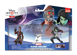 Disney INFINITY 2.0: Guardians of the Galaxy Playset Pack Toys and Gadgets