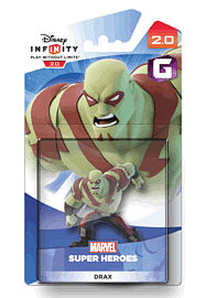 Drax - Disney INFINITY 2.0 Character Toys and Gadgets