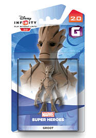 Groot - Disney INFINITY 2.0 Character Toys and Gadgets