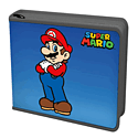 Super Mario Folio Kit - Only At GAME Accessories