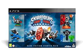 Skylanders Trap Team Dark Edition - Only at GAME PlayStation-3