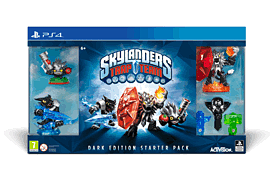 Skylanders Trap Team Dark Edition - Only at GAME PlayStation 4