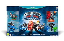 Skylanders Trap Team Dark Edition - Only at GAME Wii U