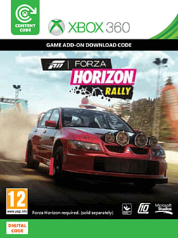 Forza Horizon: Rally Expansion Pack Xbox Live