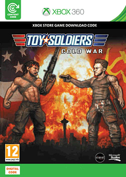 Toy Soldiers: Cold War Xbox Live