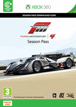 Forza Motorsport 4 Season Pass Xbox Live