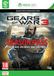 Gears Of War 3 Season Pass Xbox Live