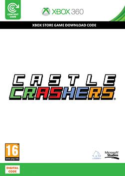 Castle Crashers Xbox Live