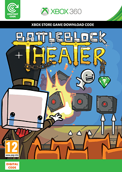 BattleBlock Theater Xbox Live
