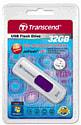 Transcend 32GB USB 2.0 Jetflash (Purple) Accessories