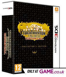 Theatrhythm Final Fantasy: Curtain Call Collector's Edition - Only at GAME.co.uk Nintendo-3DS