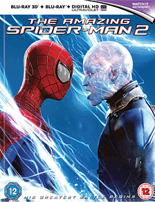 The Amazing Spider-Man 2 3D 3D Blu-ray