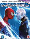 The Amazing Spider-Man 2 3D Blu-ray