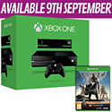 Xbox One with Kinect and Destiny Xbox-One