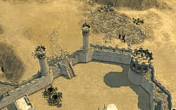 Stronghold Crusader 2 screen shot 1