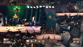 Flockers screen shot 2