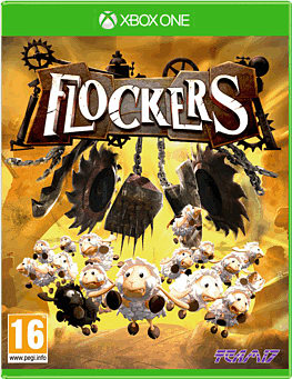 Flockers Xbox One Cover Art