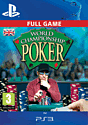 World Championship Poker (PS2 Classic) PlayStation Network