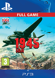 1945 I & II - The Arcade Games (PS2 Classic) PlayStation Network