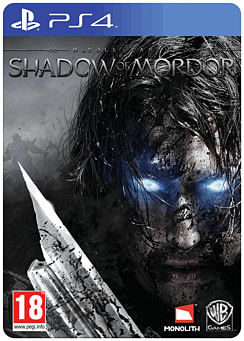 Middle Earth: Shadow Of Mordor Special Edition - Only At GAME PlayStation 4 Cover Art