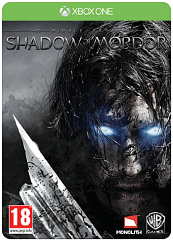 Middle Earth: Shadow Of Mordor Special Edition XBOX ONE Cover Art