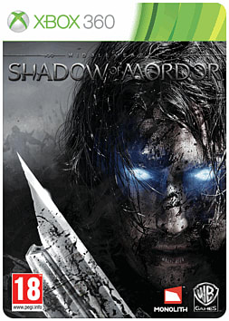 Middle Earth: Shadow Of Mordor Special Edition Xbox-360 Cover Art
