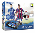PlayStation Vita Slim FIFA 15 Console Pack PS-Vita