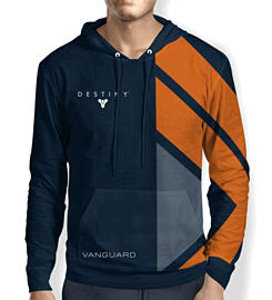 Destiny Vanguard Hoodie (Large) Clothing and Merchandise