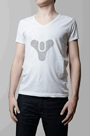 Destiny T-Shirt (Large) - Only At GAME Clothing and Merchandise