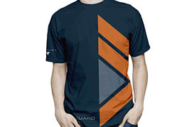 Destiny Vanguard T-Shirt (Small) Clothing and Merchandise
