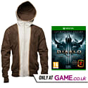 Diablo III Ultimate Evil Edition with Tyrael Hoodie - Only At GAME.co.uk Xbox One