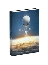 Destiny Limited Edition Strategy Guide Strategy Guides and Books