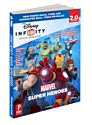 Disney Infinity 2.0 Marvel Super Heroes Strategy Guide Strategy Guides and Books